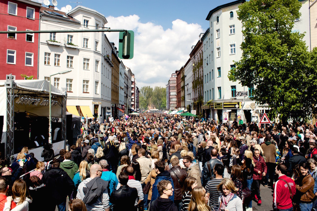 Myfest Berlin 2015 Party