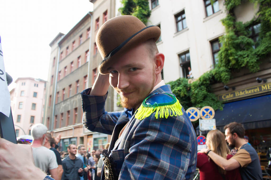 Berlin CSD 2015 Photos - Dapper Gentleman