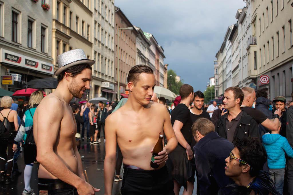Berlin CSD - Hot Humid Day