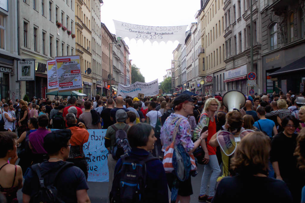 Berlin CSD 2015 Photos - Kreuzberg Pride