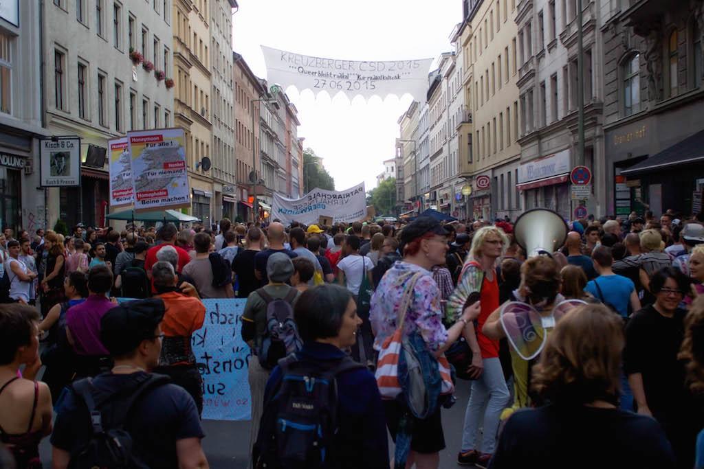 Berlin CSD - Kreuzberg Pride