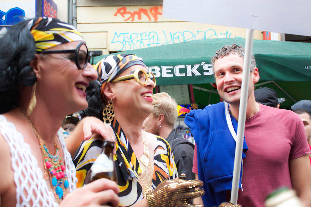 Berlin CSD 2015 Photos - Kreuzberg Smiles
