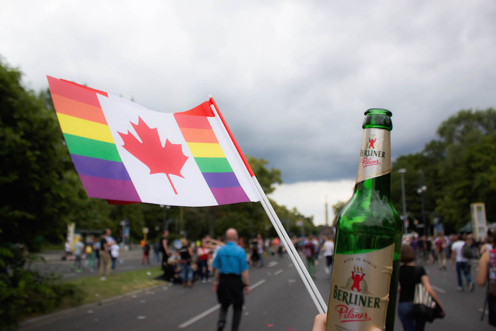 Berlin CSD 2015 Photos - Oh Canada