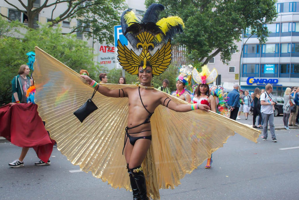 Berlin CSD 2015 Photos - Pretty Bird