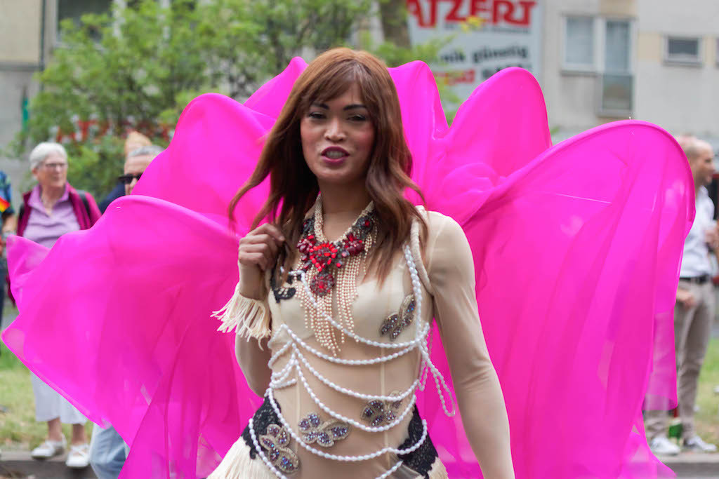 Berlin CSD 2015 Photos - Pretty in Pink
