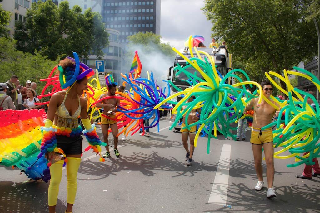 Berlin CSD 2015 Photos - Rainbow Bright