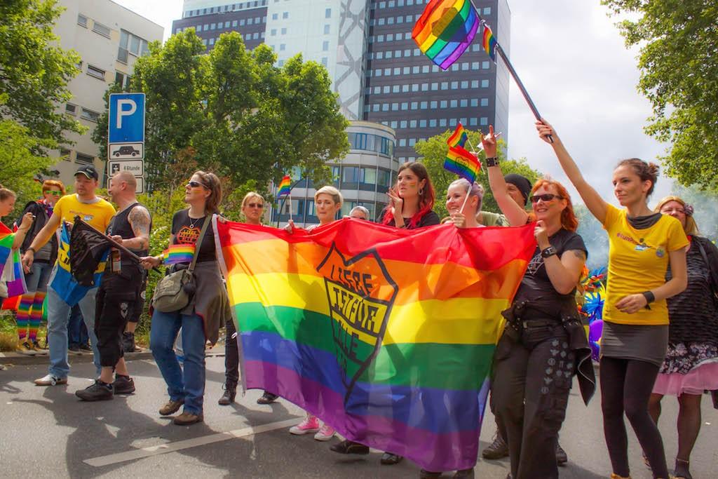 Berlin CSD 2015 Photos - Rainbow Pride