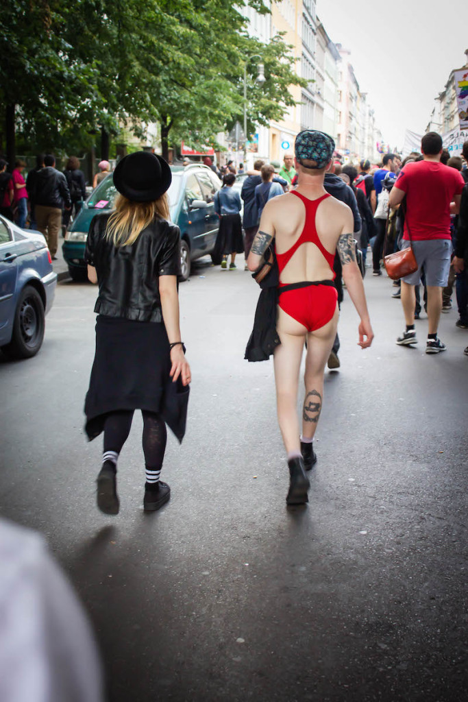 Berlin CSD 2015 Photos - Scenes from Kreuzberg