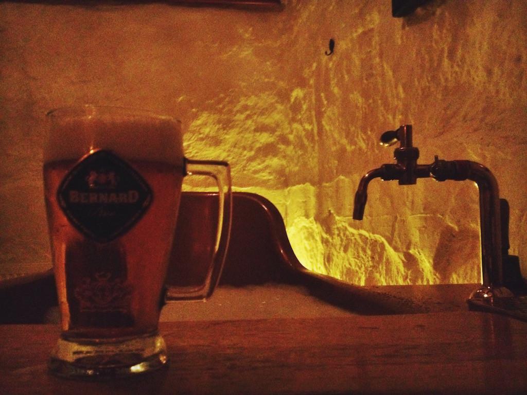 Spa Bernard Beer