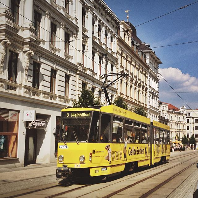 Görlitz Photos - Metro Tram on Berlinerstr
