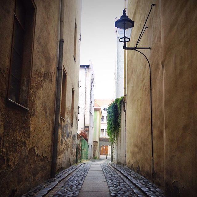 Görlitz Photos - Narrow Alley