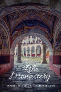Bulgaria - Rila Monastery Photos