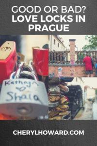 Prague Love Locks