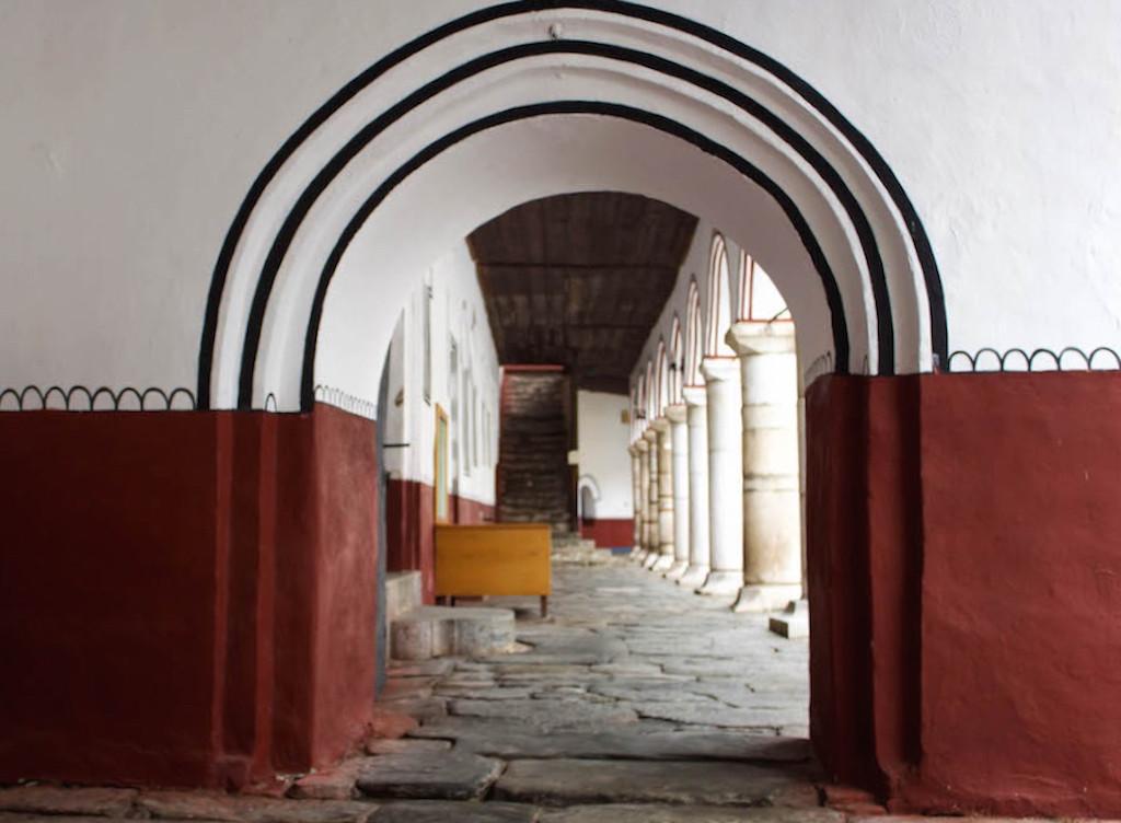 Rila Monastery Archway