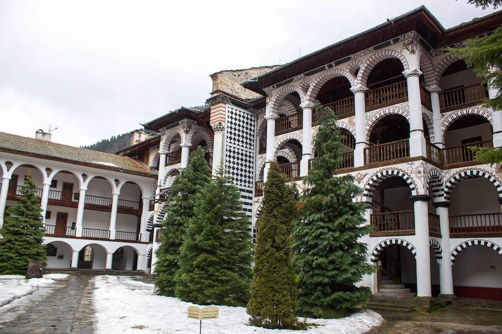 Rila Monastery Residence