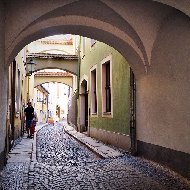 Streets of Görlitz Germany