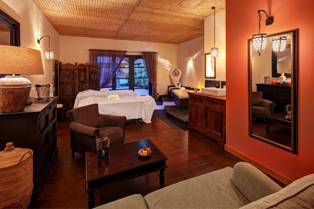 Vabali Spa in Berlin Massage Room