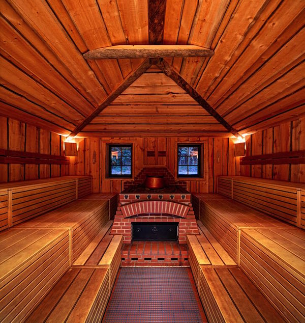Vabali Spa in Berlin Sauna