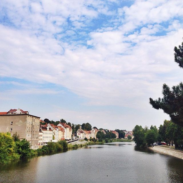 Zgorzelec Poland and Görlitz Germany