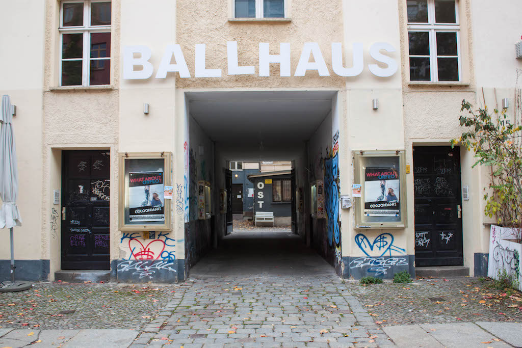 Berlin Sunday Ballhaus