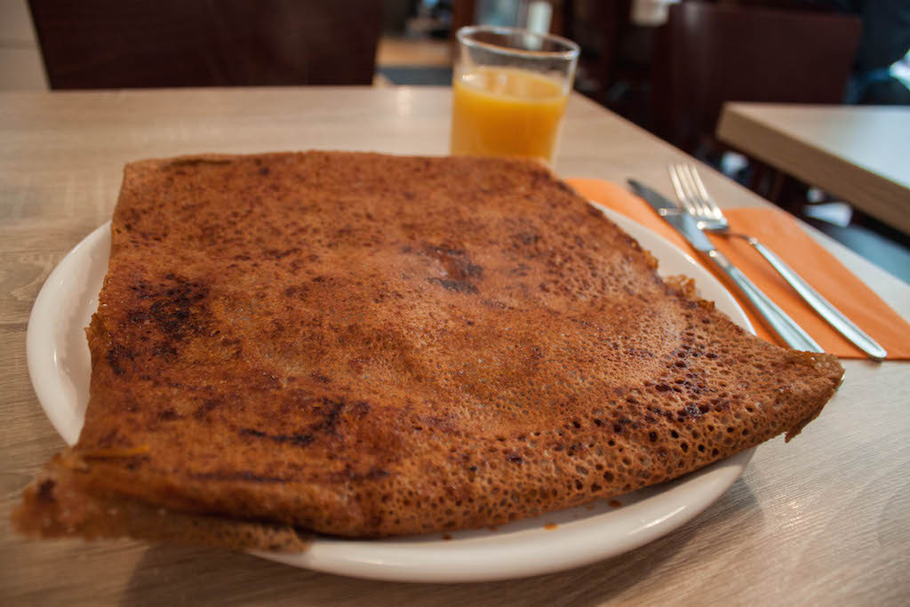 Berlin Sunday Crepes at Suzette