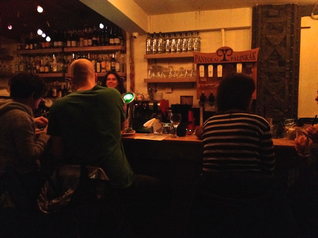 Cool Places in Budapest Csipesz Bar