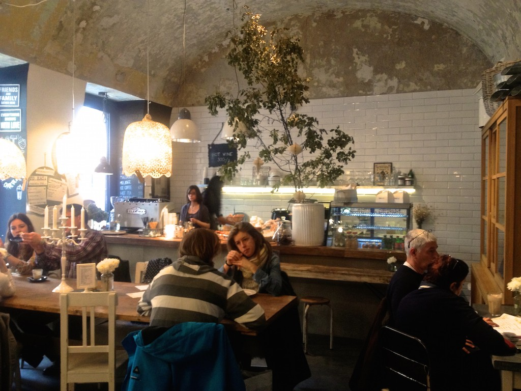 Cool Places in Budapest Goamama Coffee