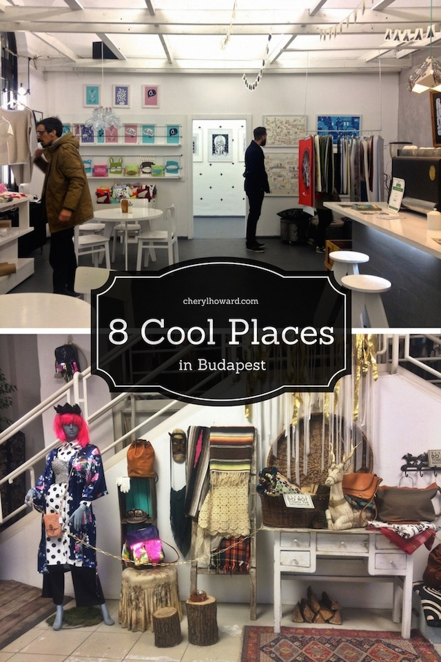 Cool Places in Budapest