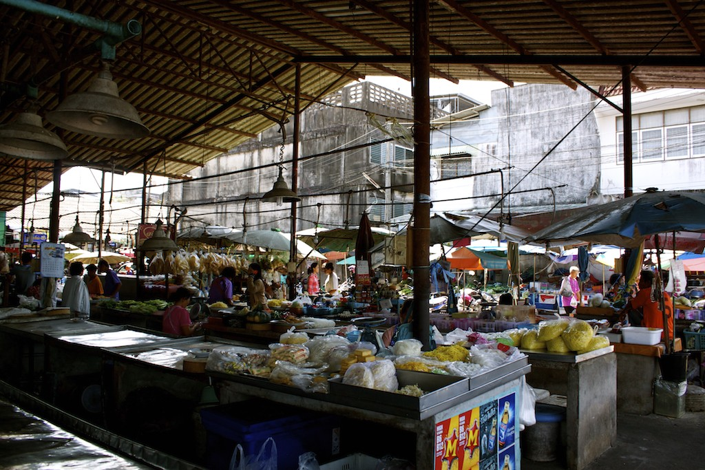 Markets in Trang Authentic