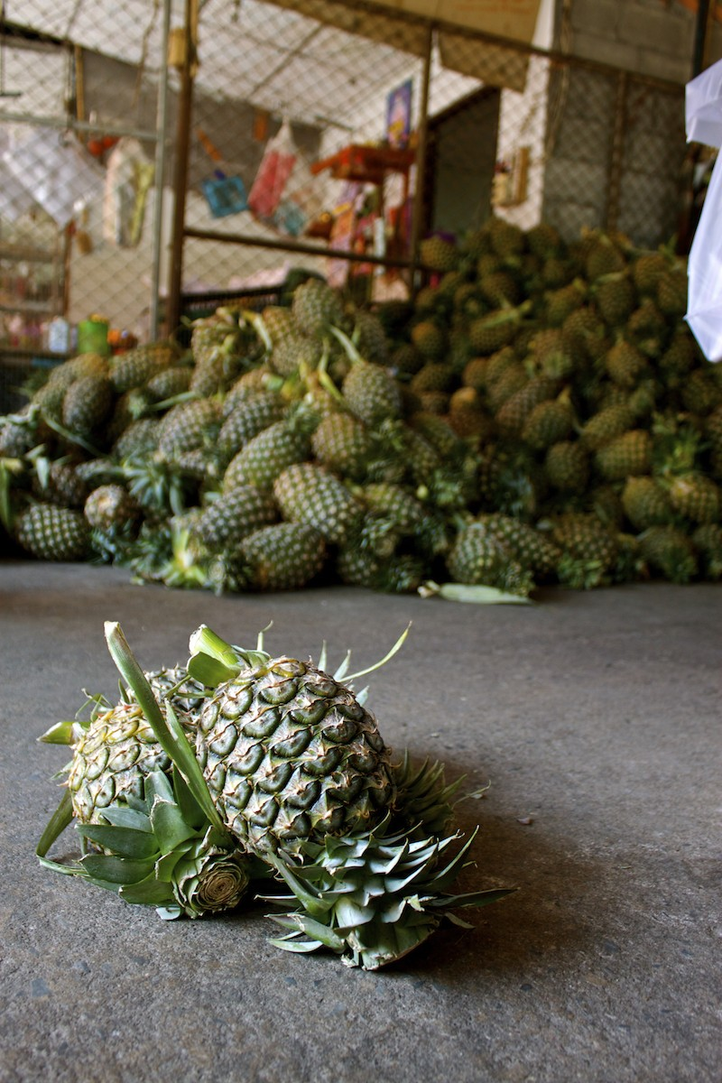 Markets in Trang Fruit