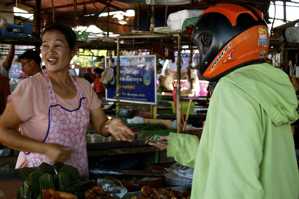Markets in Trang Helmut Guy