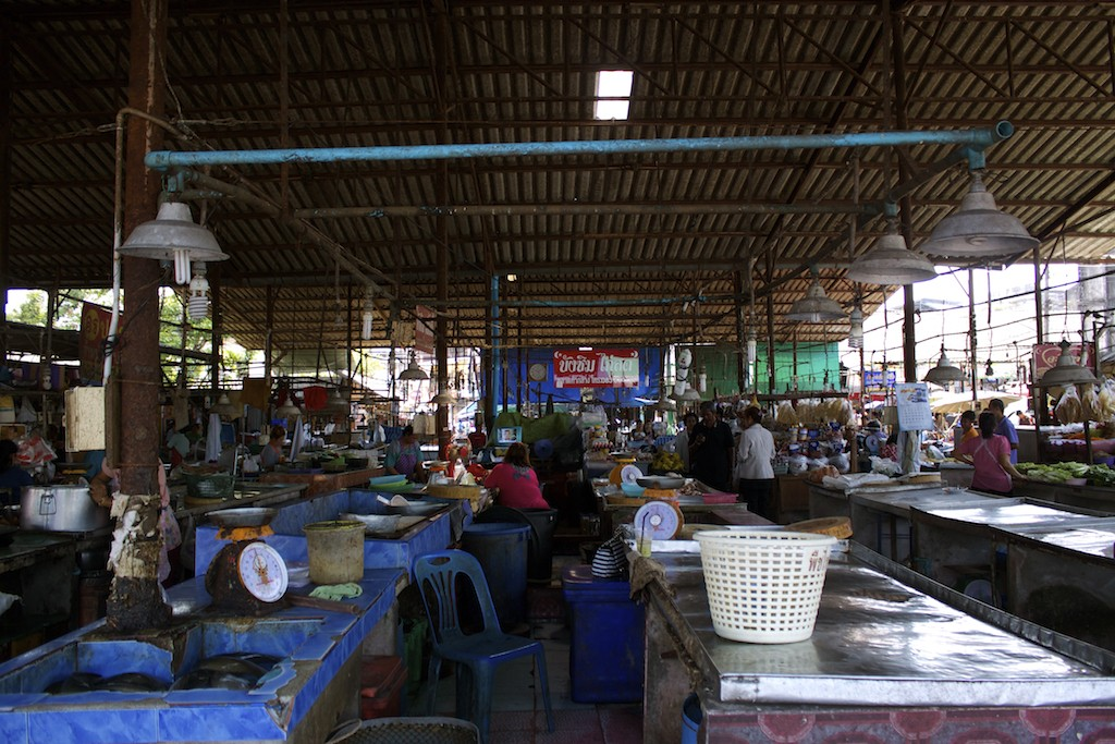 Markets in Trang Local Perspective