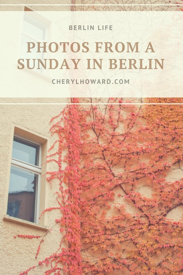 Sunday in Berlin