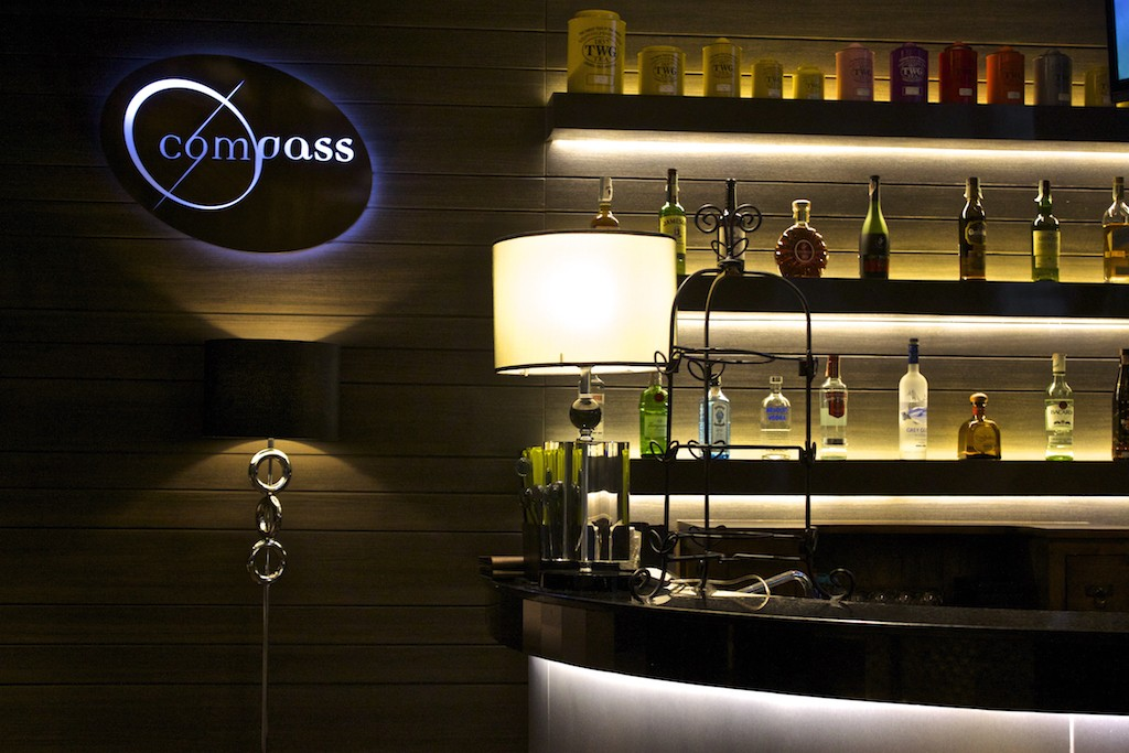 The Continent Hotel in Bangkok - Compass Bar