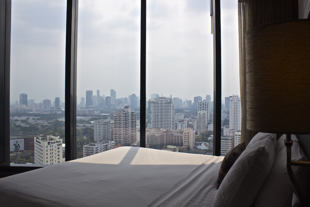 The Continent Hotel in Bangkok - Continent Room View