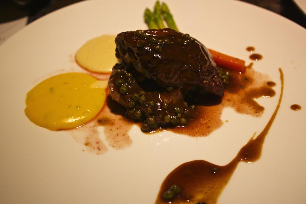 The Continent Hotel in Bangkok - Medini Steak