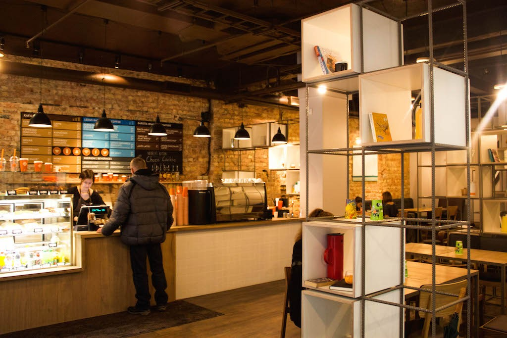 Cool Places in Riga Coffee Inn