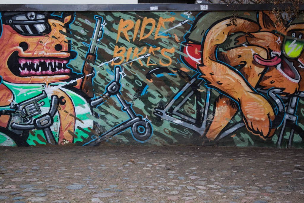 Cool Places in Riga MiiT Bikes
