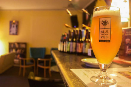 Cool Places in Riga TAKA Craft Beer