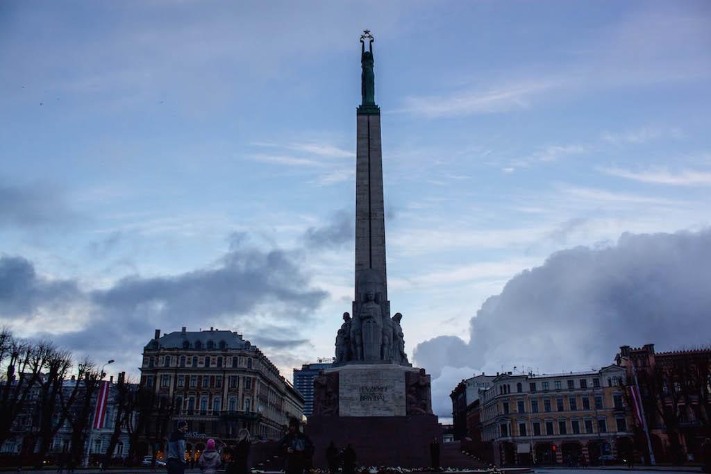 Riga Photos - Freedom Monument