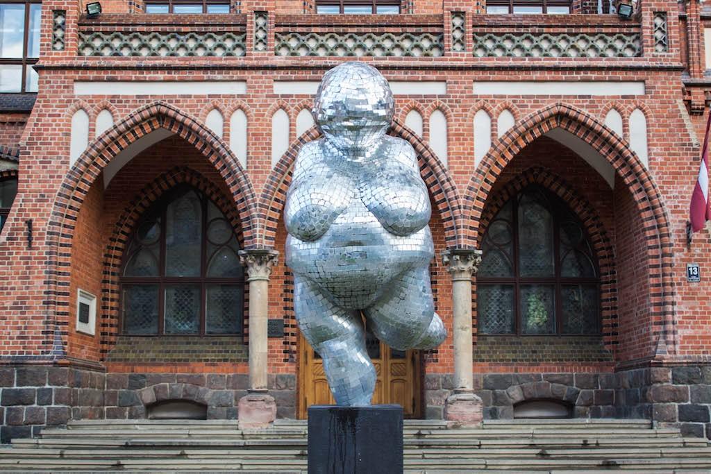 Riga Photos - Odd Statues