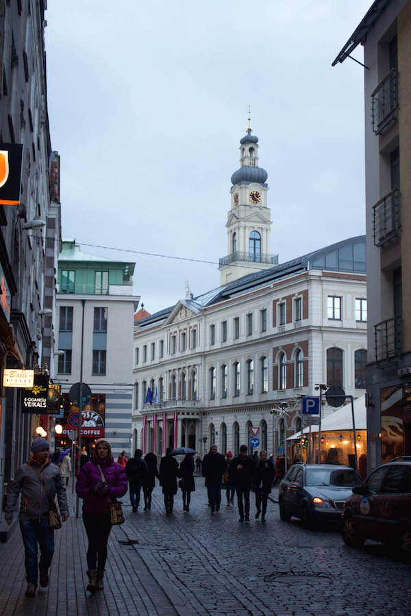 Riga Photos - Old Town Aftre the Rain