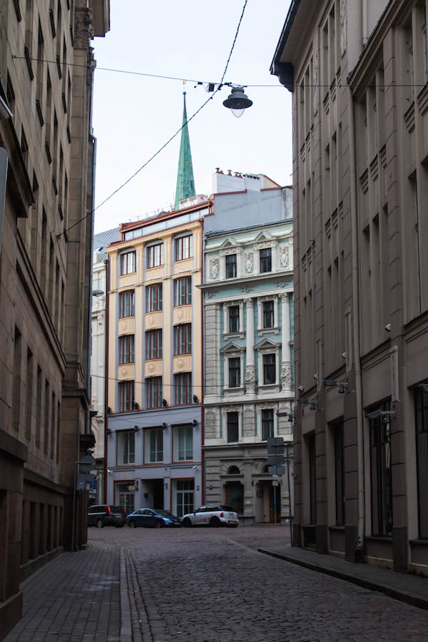 Riga Photos - Old Town Beauty