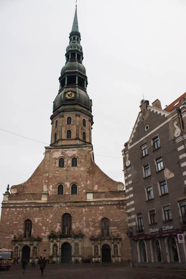 Riga Photos - St Peters Church