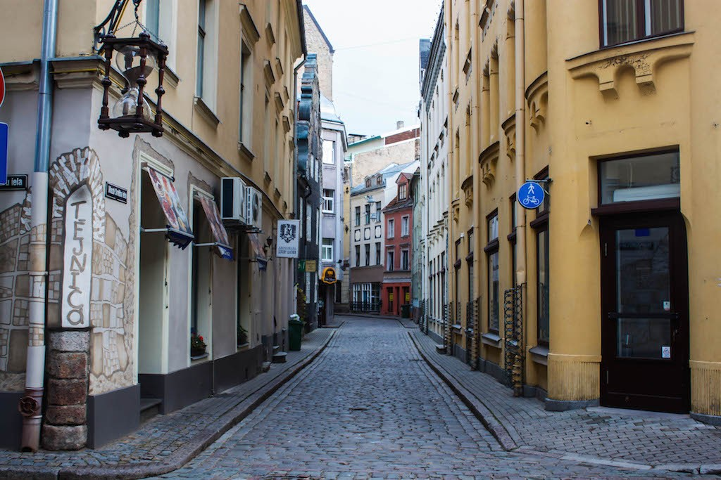 Riga Photos - Streets of Old Town