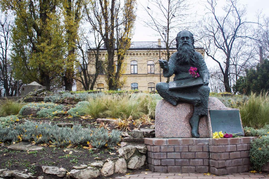Riga Photos - The Writer