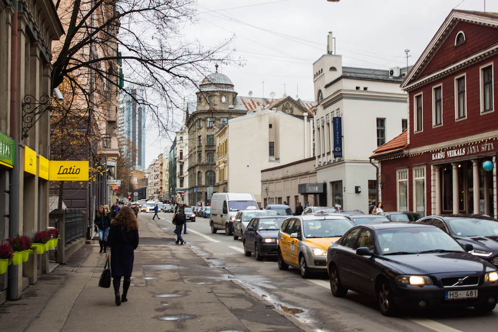 Riga Photos - Walking