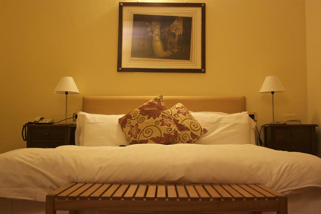 Visit Brescia - Albergo Orologio Hotel Room