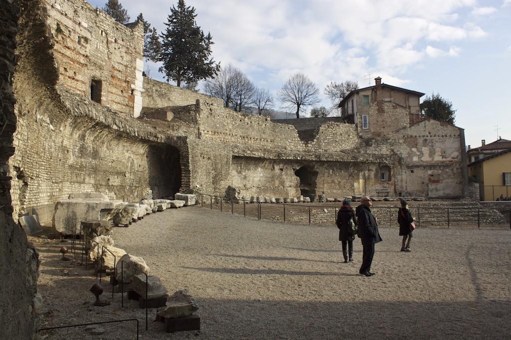 Visit Brescia - Capitolium