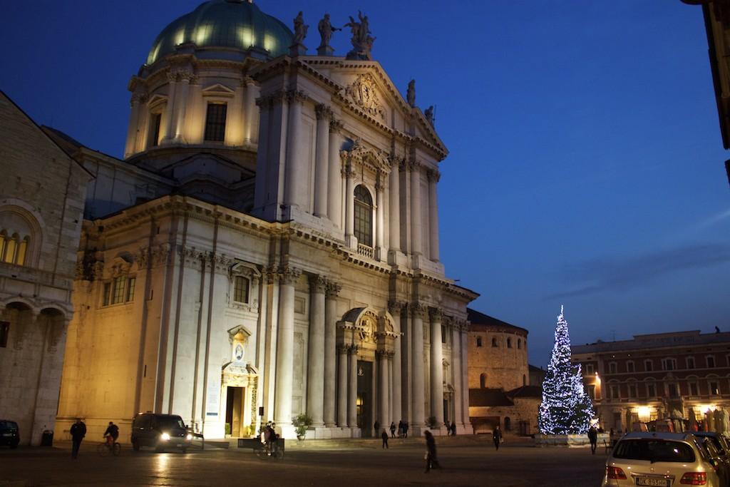 Visit Brescia - Chiesa dei Santi Faustino e Giovita Night